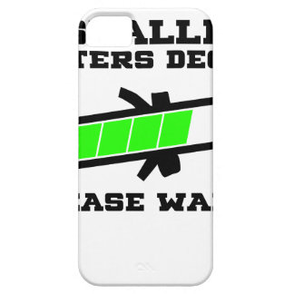 masters student iPhone 5 cover