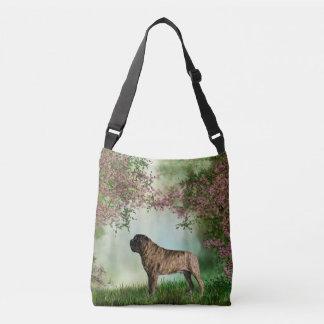 Mastiff Cherry Blossom Bag or Tote