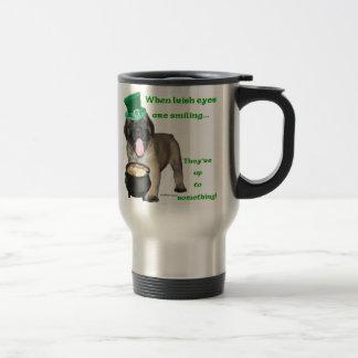 Mastiff Irish 1 Stainless Steel Travel Mug