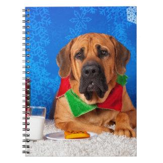 Mastiff Notebook