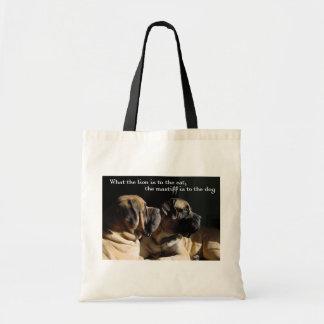 Mastiff Pair Bag