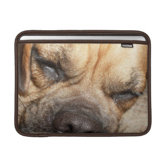 "Mastiff Puppy 13"" MacBook Sleeve"