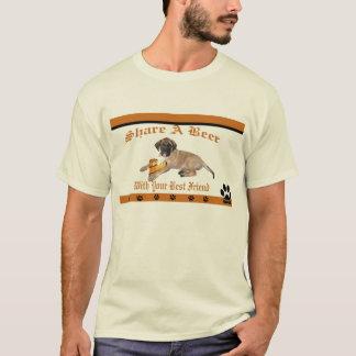 Mastiff Shares A Beer Shirts