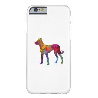 Mastiff Spanish 01 in watercolor 2 Barely There iPhone 6 Case