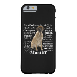 Mastiff Traits Smartphone Case