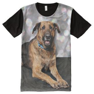 Mastiff X - Berkeley All-Over Print T-Shirt