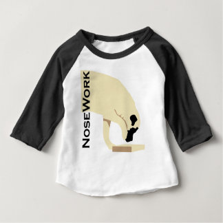Mastiffs_Nose Work Baby T-Shirt