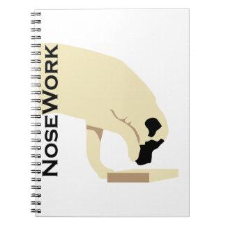 Mastiffs_Nose Work Notebook