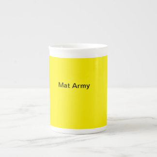Mat Army cup