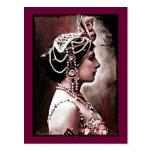 Mata Hari 1910 Postcards
