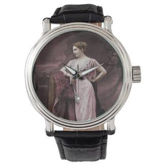 Mata Hari in Theatre Dress Wristwatch