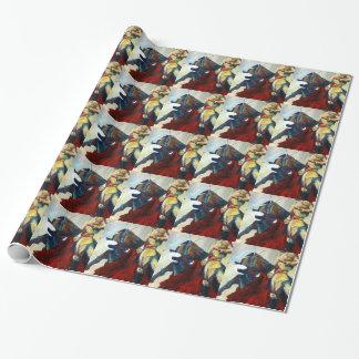 Matador Wrapping Paper