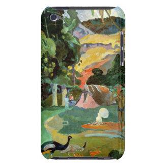 Matamoe or, Landscape with Peacocks, 1892 iPod Case-Mate Case