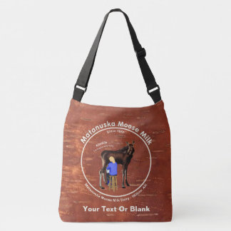 Matanuska Moose Milk Crossbody Bag