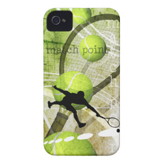 Match Point Case-Mate iPhone 4 Case