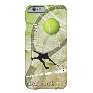 Match Point II Barely There iPhone 6 Case
