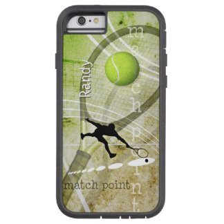 Match Point II Tough Xtreme iPhone 6 Case