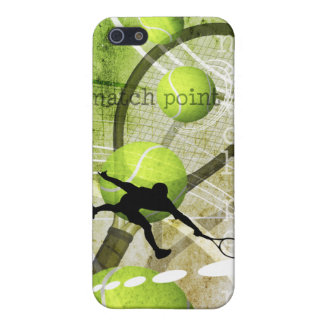 Match Point iPhone 5 Case