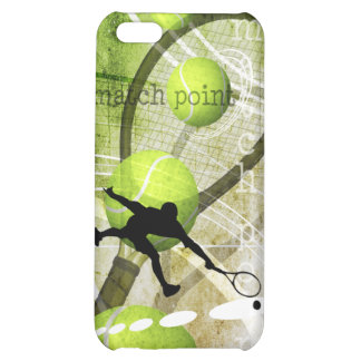Match Point iPhone 5C Cases