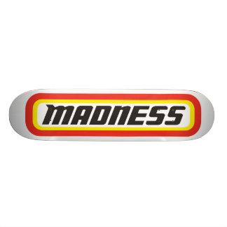 Matchbox? Madness! Skate Board Decks