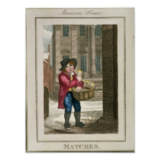 Matches, Mansion House Poster