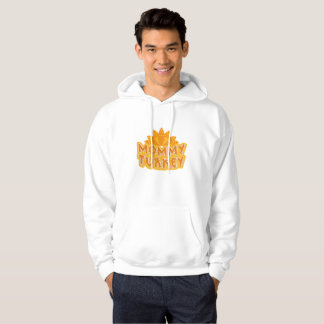 Matching Thanksgiving for Mom Mommy Turkey Hoodie