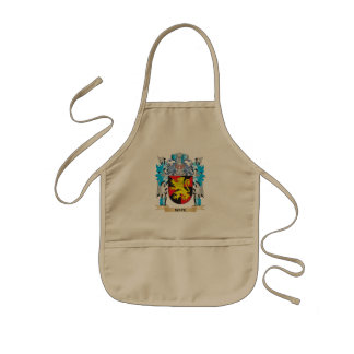Mate Coat of Arms - Family Crest Apron