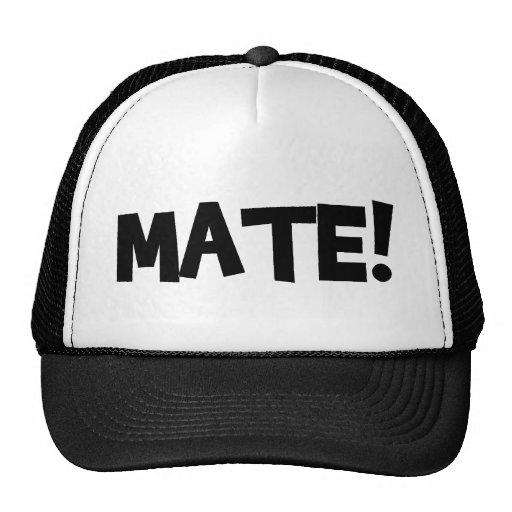 MATE! TRUCKER HATS