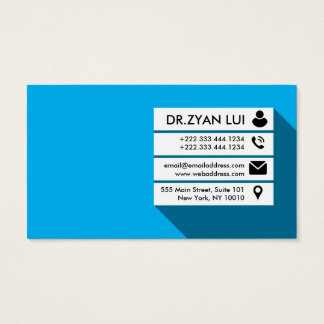 Material Business Card