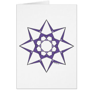 Materialization Greeting Card