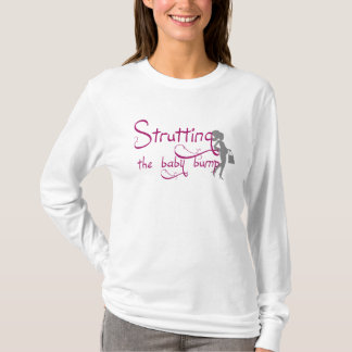 Maternity Baby Girl Hooded Sweatshirt