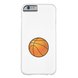 Maternity Basketball Bump Announcement pregnancy Barely There iPhone 6 Case