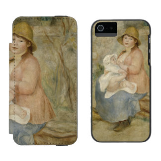 Maternity by Pierre-Auguste Renoir Incipio Watson™ iPhone 5 Wallet Case