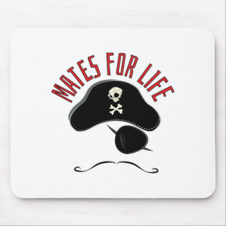 Mates For Life Mouse Pad