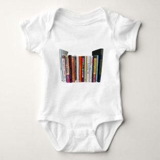 Math Bookshelf Shirts
