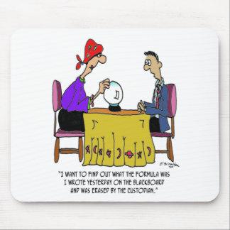 Math Cartoon 6487 Mouse Pad
