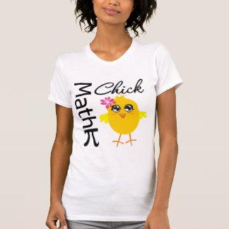 Math Chick T-shirt