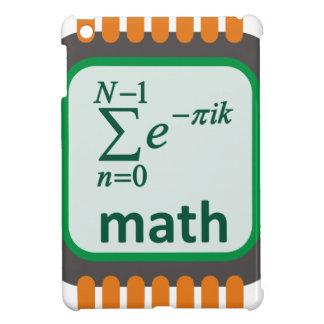Math Computer Chip Case For The iPad Mini