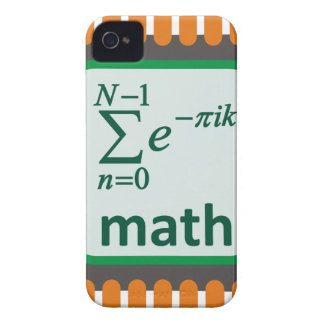 Math Computer Chip iPhone 4 Cases
