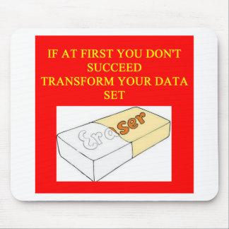 math data set mouse pad