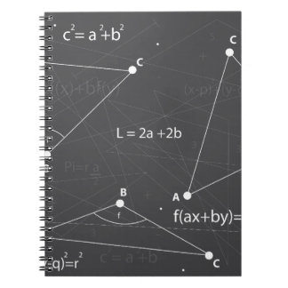 Math Equations Notebooks