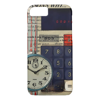 Math financial advisor accountant calculator iPhone 8/7 case