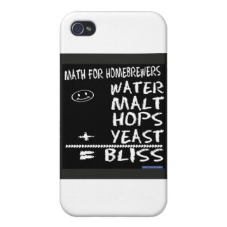 Math For Homebrewers iPhone 4 Cases