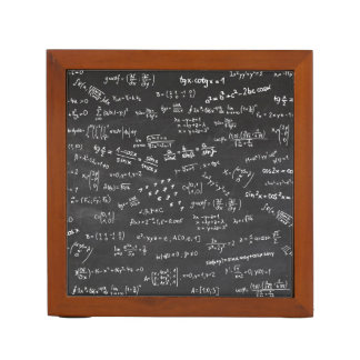 Math Formulas And Numbers Pencil/Pen Holder