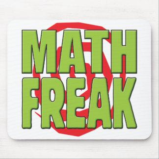 Math Freak G Mousepads