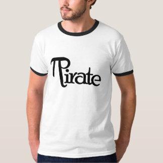 Math Geek Pirate T Shirt