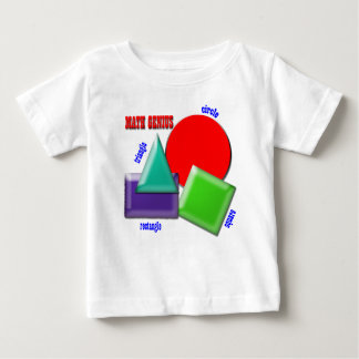 Math Genius Baby T-Shirt
