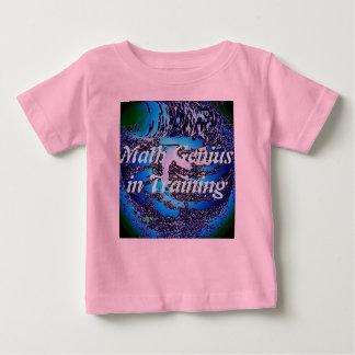 Math Genius in Training Tshirt - Kids Science Tee