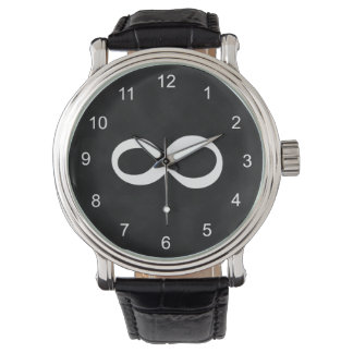 Math Infinity Watches