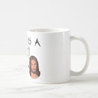 Math is a Lie! Coffee Mug